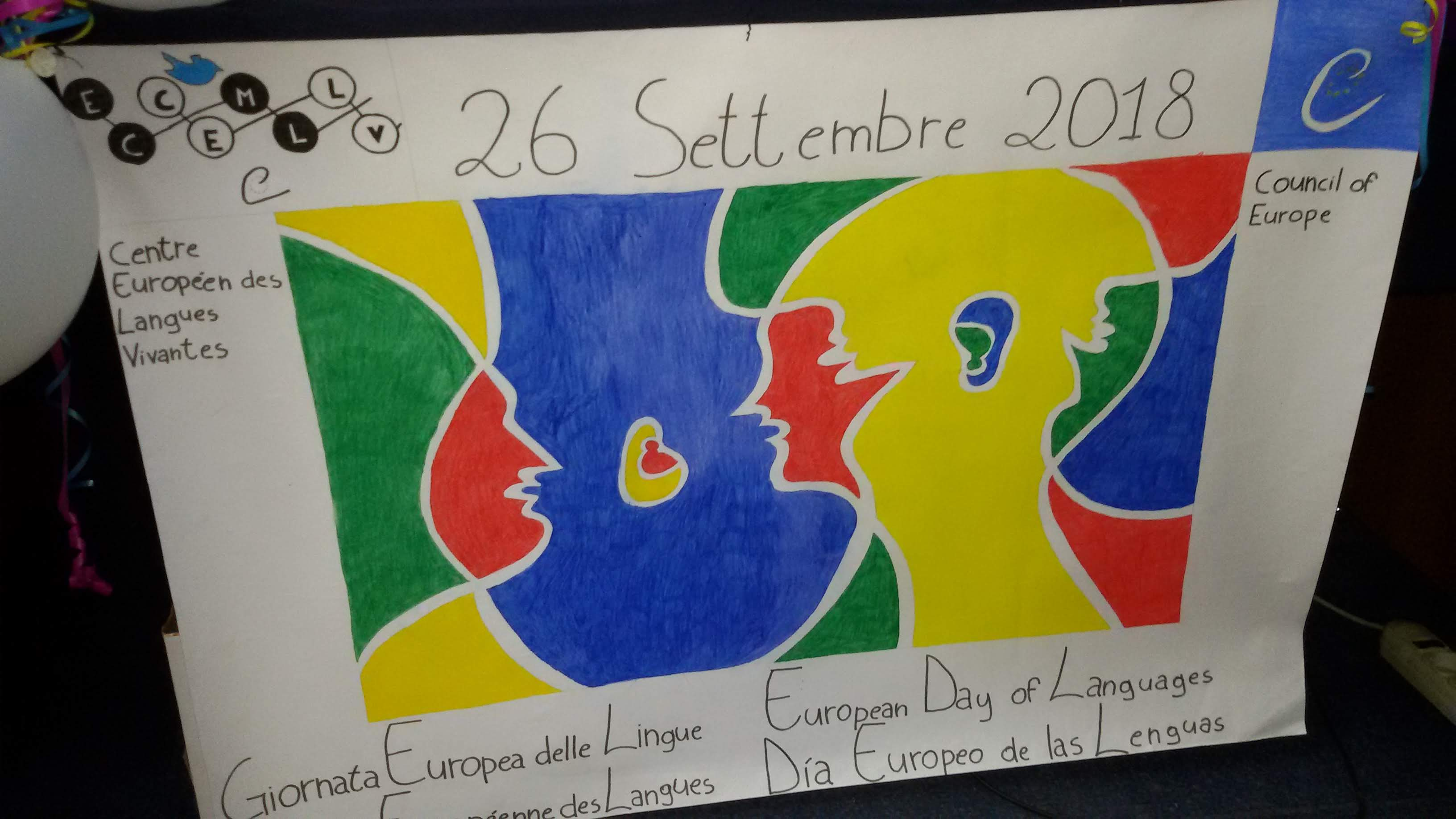 European Day of Languages Events Events Database