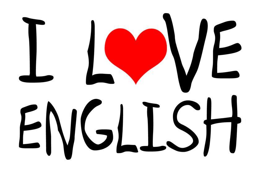 نتیجه تصویری برای i love english
