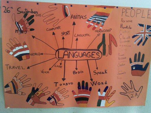 Resultado de imagen de european day of languages 2016