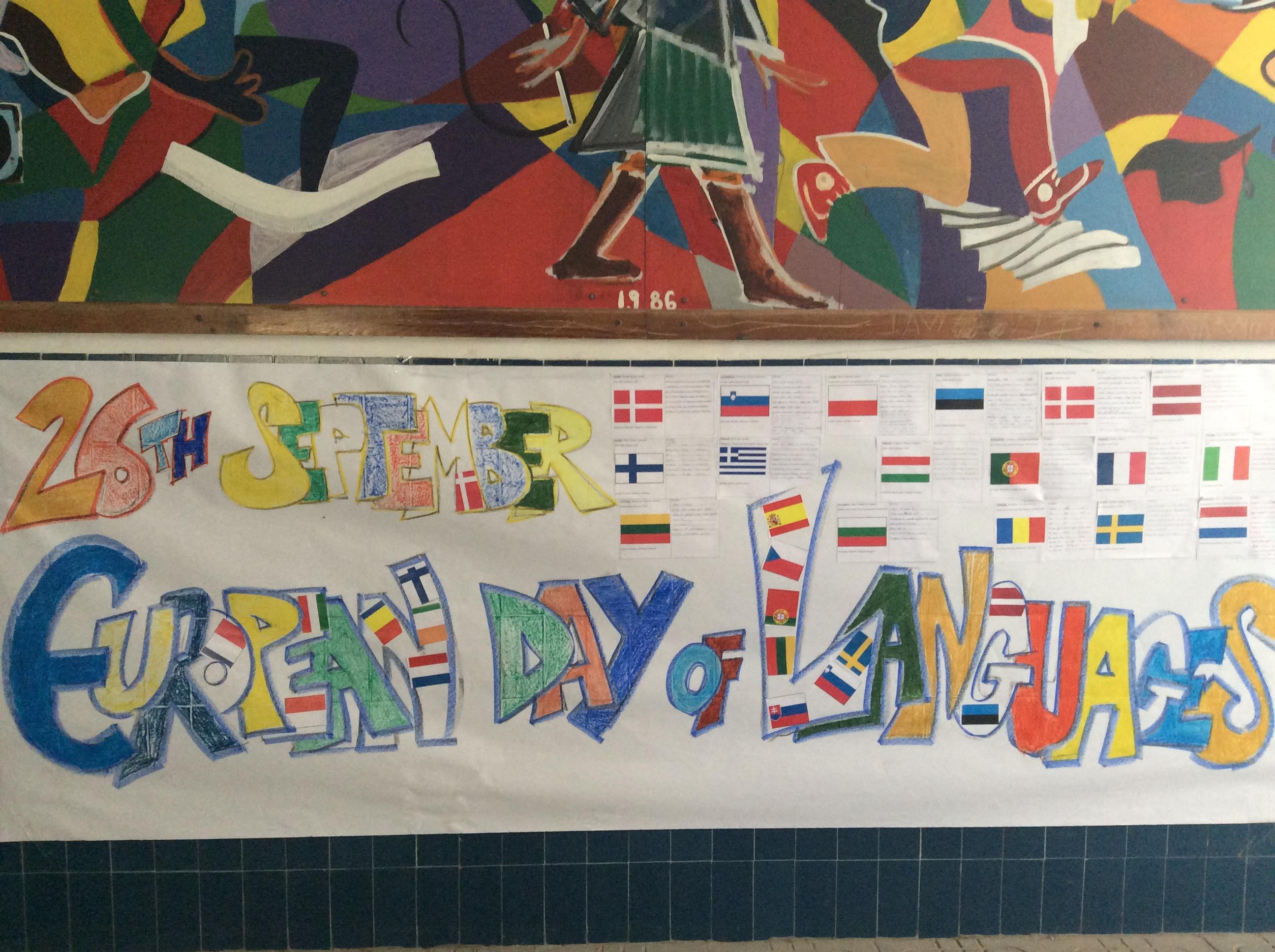 European Day Of Languages Gt Teachers Gt Teaching Materials