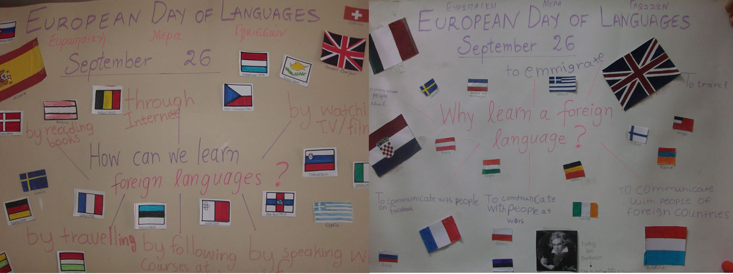 European Day Of Languages Teachers Teaching Materials