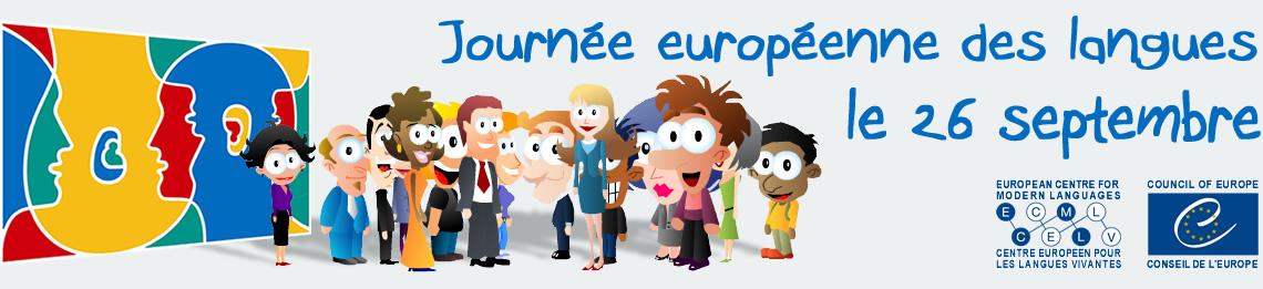 Journée européenne des langues.